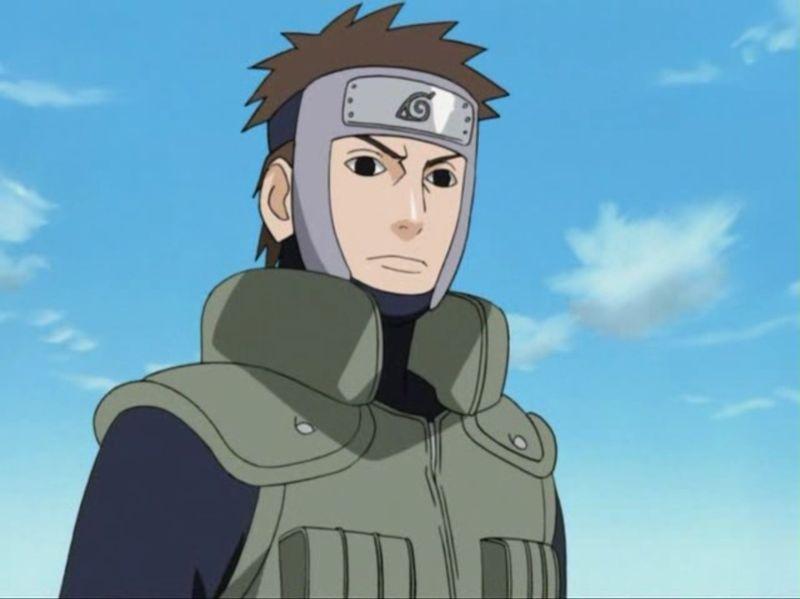 Yamato • Naruto • Absolute Anime