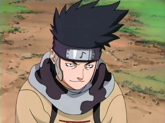 Zaku Abumi • Naruto • Absolute Anime