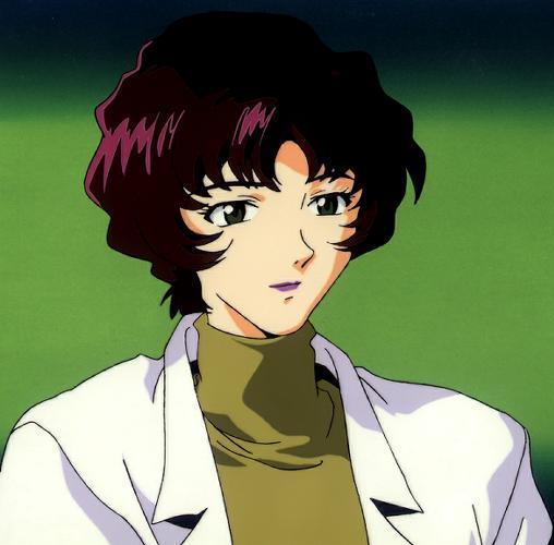 Anime Characters 160cm : Naoko akagi neon genesis evangelion absolute anime