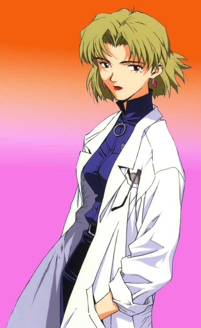 Hot or Not? - Page 2 Ritsuko