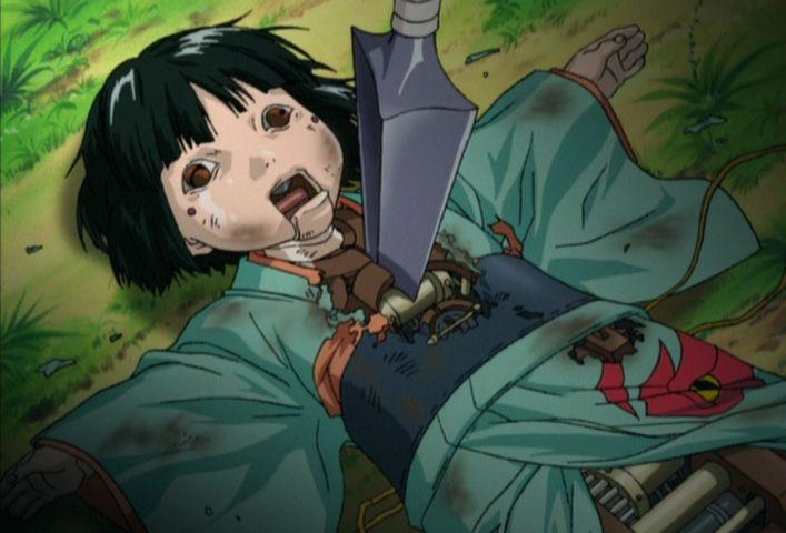 Ninja Scroll The Series Absolute Anime