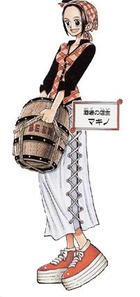 Makino one piece