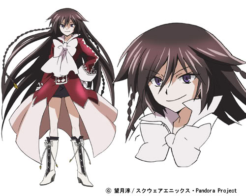 Alice Pandora Hearts Absolute Anime
