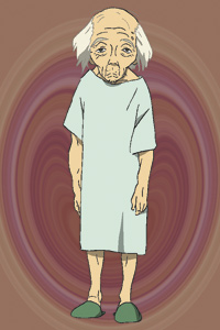 Old Man Paranoia Agent Absolute Anime