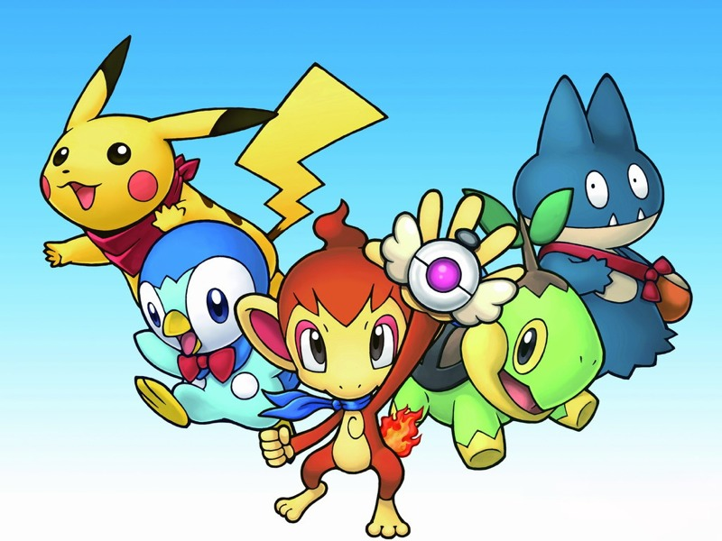 Pokemon Mystery Dungeon Explorers Of Time And Darkness Absolute Anime