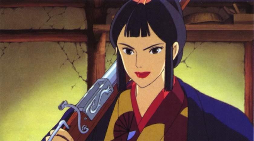 Lady Eboshi Gozen Princess Mononoke Absolute Anime