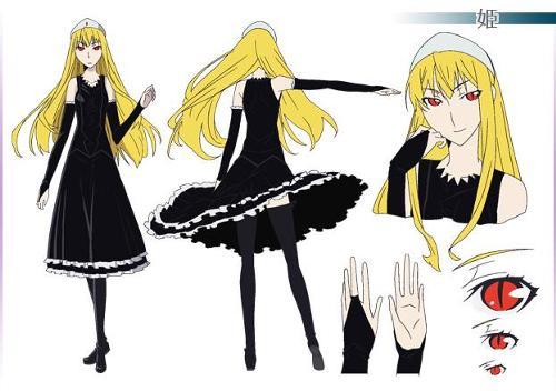 Lillianne von Phoenix • Princess Resurrection • Absolute Anime