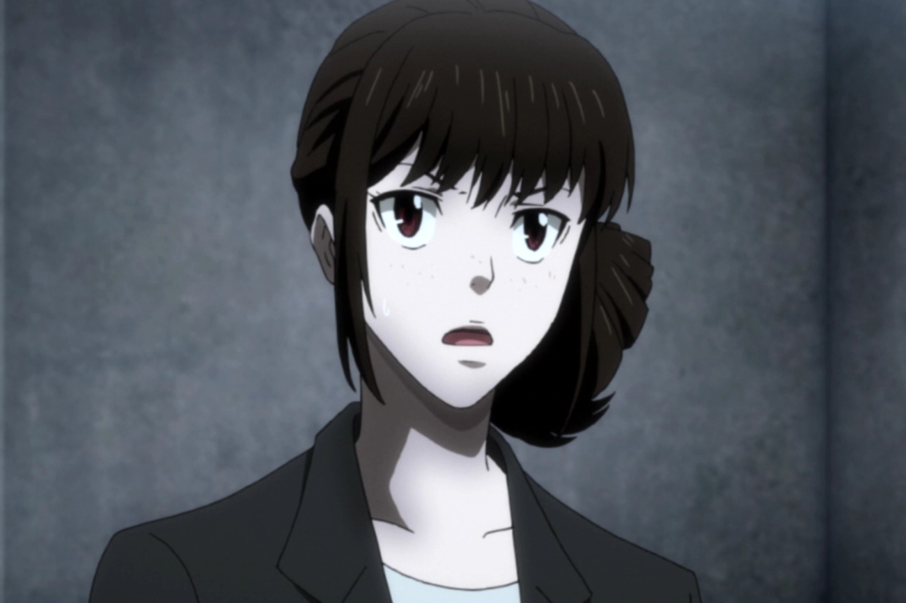 Anime Characters 160cm : Mika shimotsuki psycho pass absolute anime
