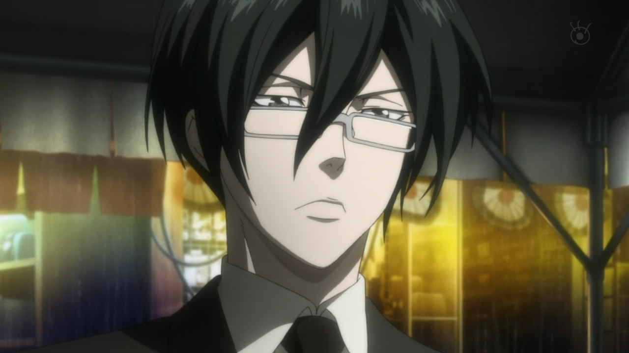 Psycho pass 2 episode 1 - 5 1