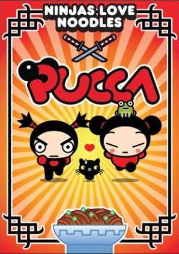 Pucca Absolute Anime