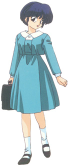 Akane Tendo~Real and Example Akane