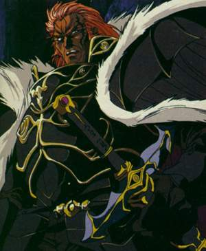 Once Driven Reviews >> Emperor Beld • Record of Lodoss War • Absolute Anime
