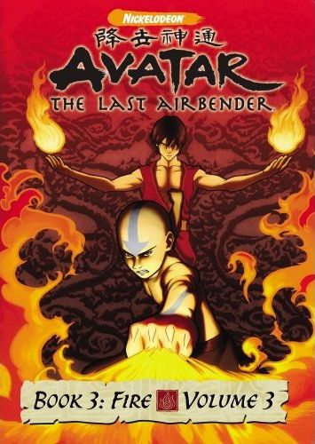 Avatar: The Last Airbender - Book 3: Fire, Volume 3