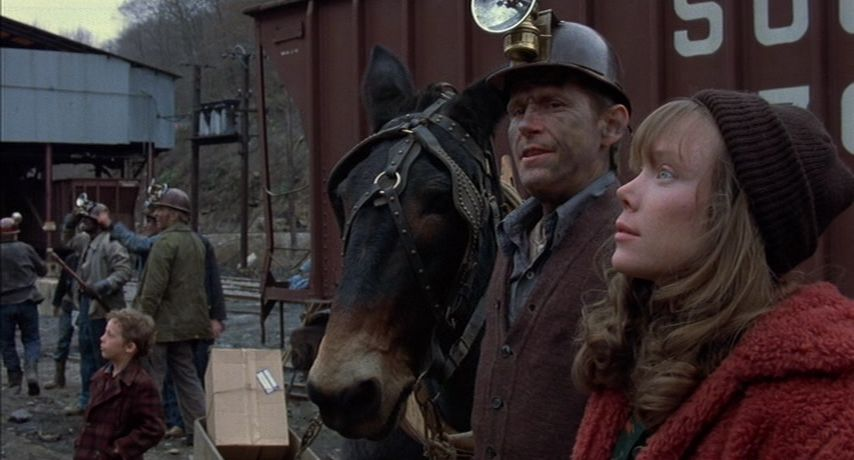 film review for coal miners daughter