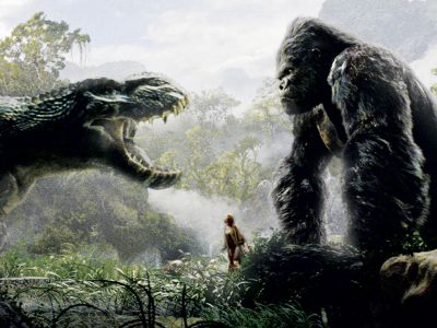 King Kong will be released by Universal starting March 28, 2006. Check