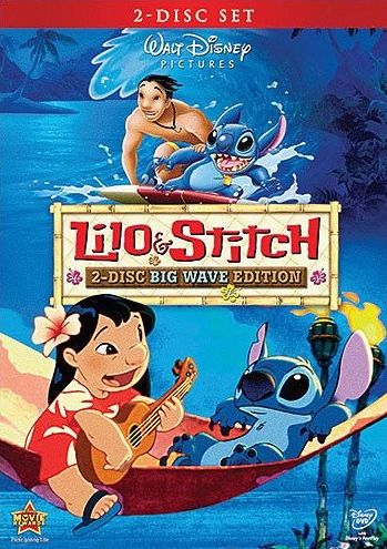 Lilo Amp Stitch 2 Disc Big Wave Edition Reviews Absolute