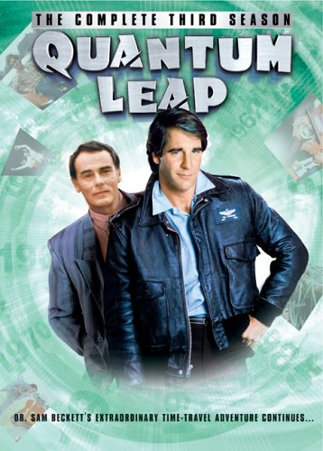 Once Driven Reviews >> Quantum Leap - The Complete Third Season • Reviews • Absolute Anime
