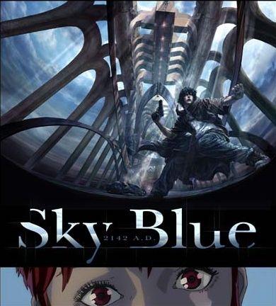 Anime Movie Review Sky Blue 2004 Reviews Absolute Anime