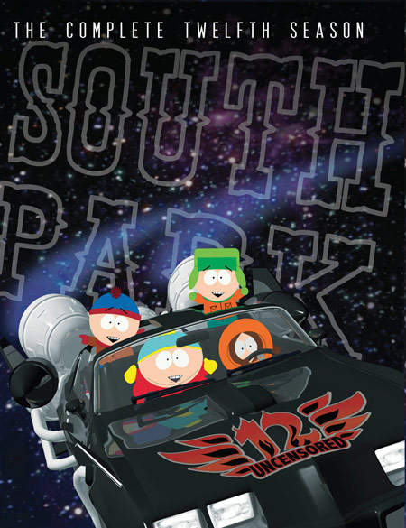 South Park: The Complete Twelfth Season movie