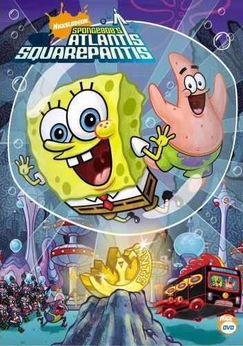 spongebobs atlantis squarepantis � reviews � absolute anime