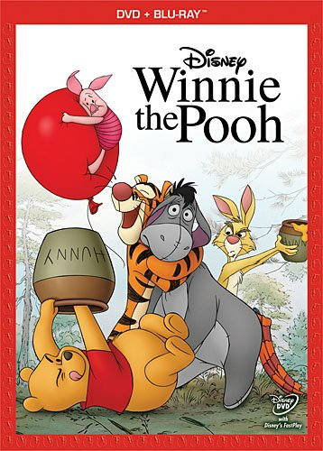Winnie the Pooh (Two-Disc Blu-ray/DVD Combo)