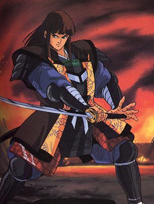 ronin warriors anubis