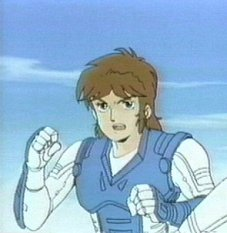 Cye Of The Torrent Ronin Warriors Absolute Anime