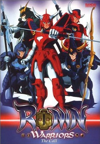 Ronin Warriors O Absolute Anime