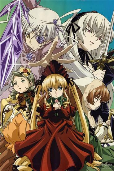 Rozen Maiden U2022 Absolute Anime