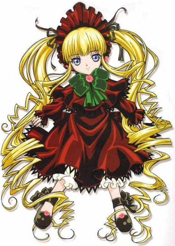 Shinku Rozen Maiden Absolute Anime