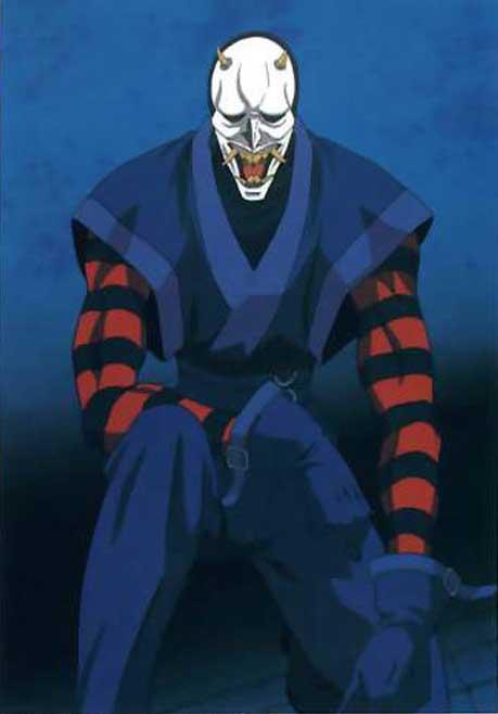Samurai X: Shinomori Aoshi - Photo Colection