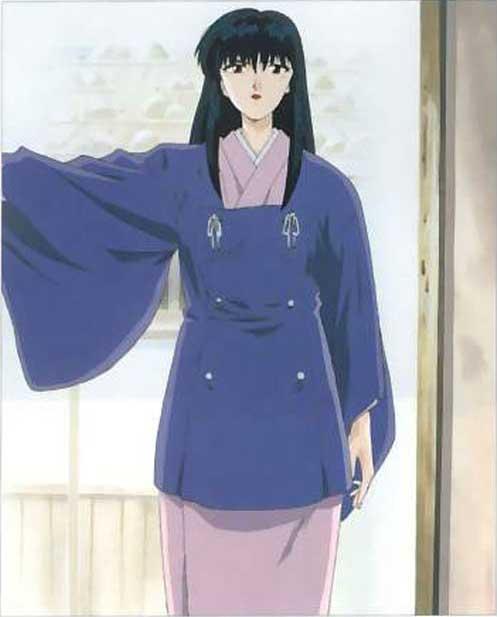 Takani Megumi Rurouni Kenshin Absolute Anime
