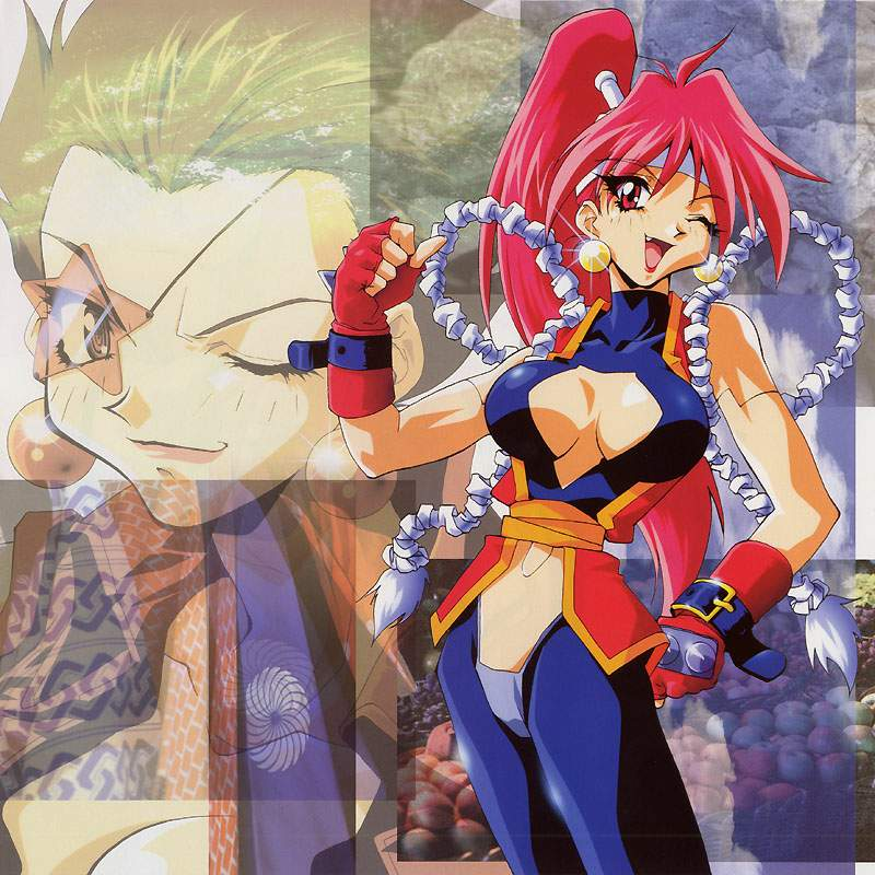 Saber Marionette J Anime Characters : Bloodberry saber marionette j absolute anime