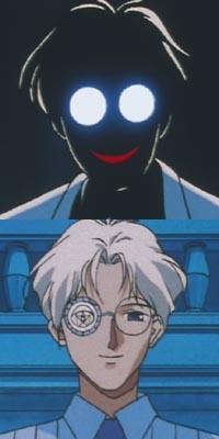 Dr Souichi Tomoe Sailor Moon Absolute Anime