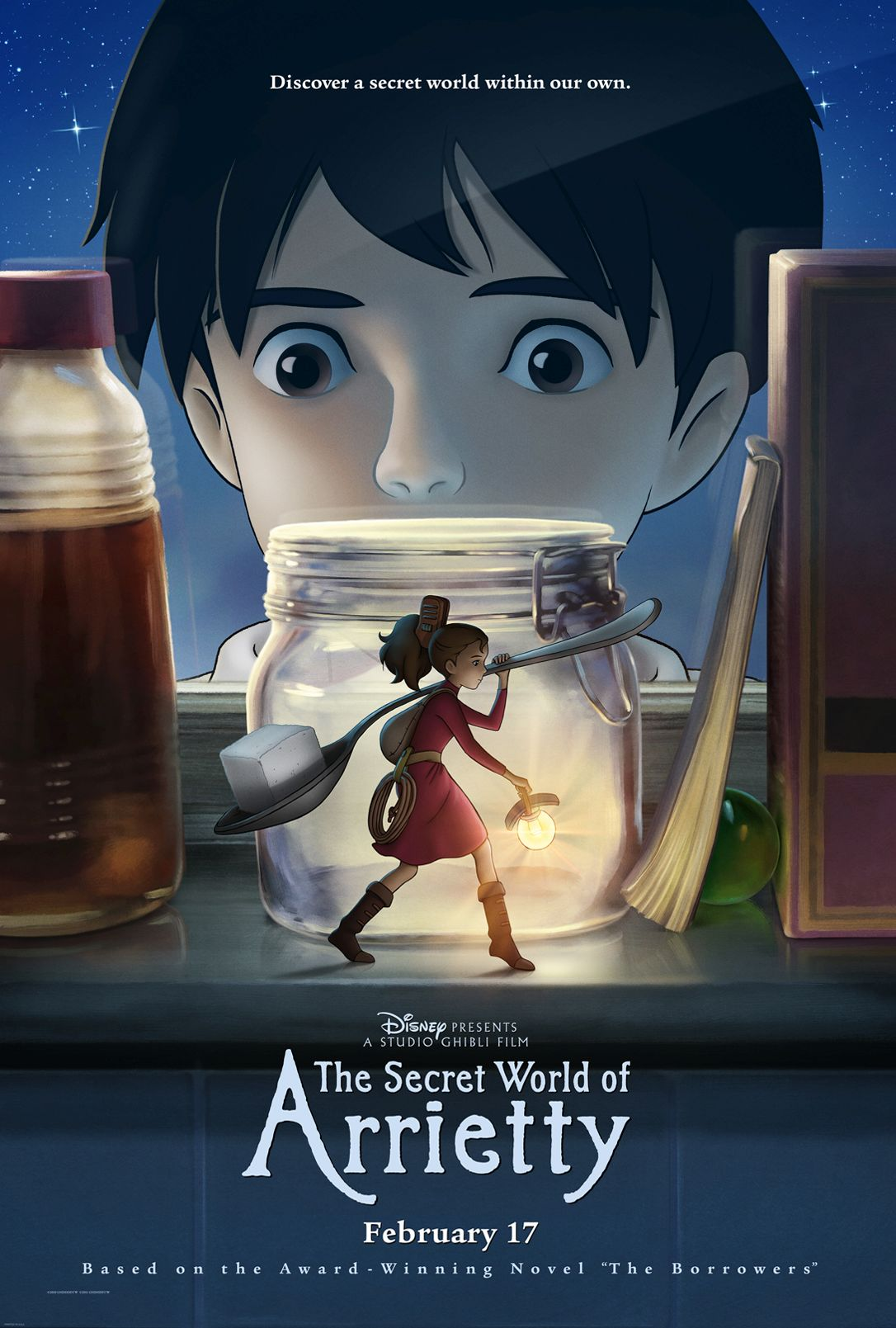 Index of Secret http://www.absoluteanime.com/secret_world_of_arrietty/index.htm