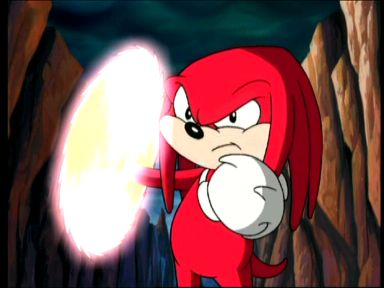 Knuckles the Echidna • Sonic Underground • Absolute Anime