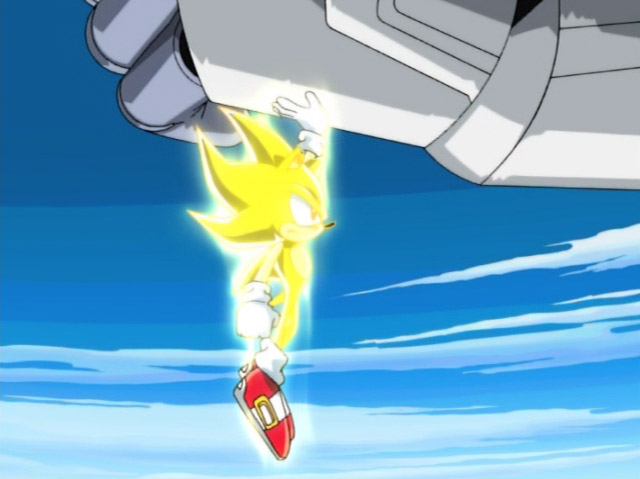 Super Sonic  Sonic X  Absolute Anime