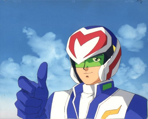 speed racer x � absolute anime