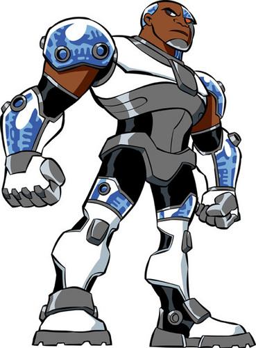 Cyborg • Teen Titans • Absolute Anime