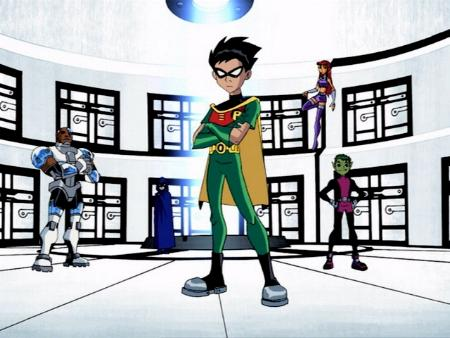 How old are the teen titans
