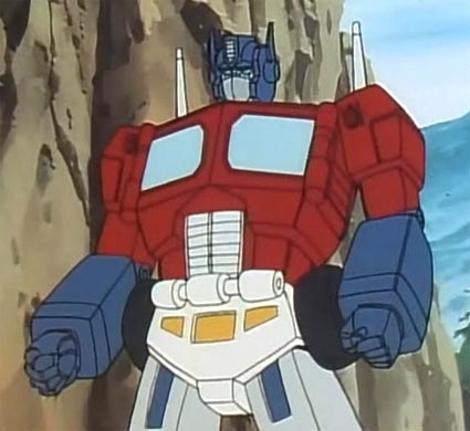 Ginrai Transformers Masterforce Absolute Anime