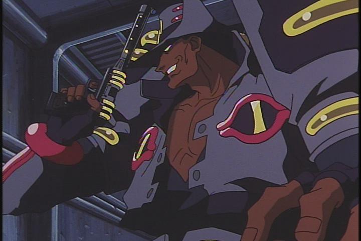 brilliant dynamites neon  u2022 trigun  u2022 absolute anime