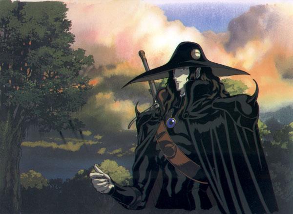 Image result for Vampire Hunter D