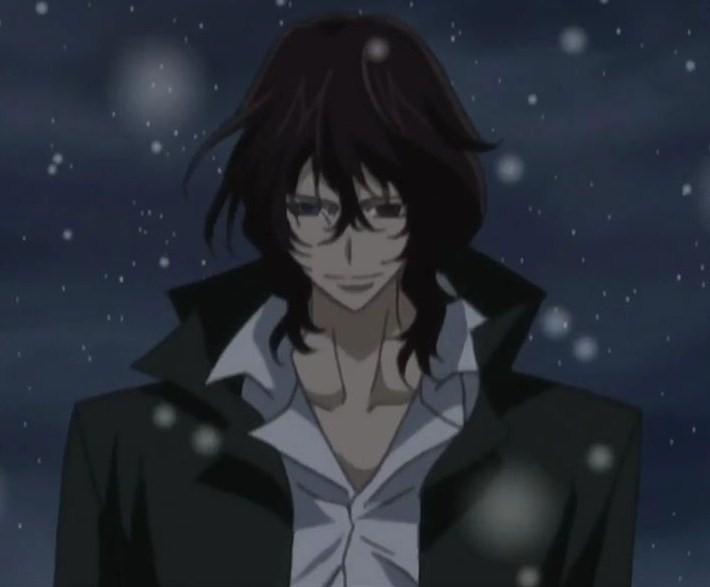 Anime Characters Vampire Knight : Rido kuran vampire knight absolute anime