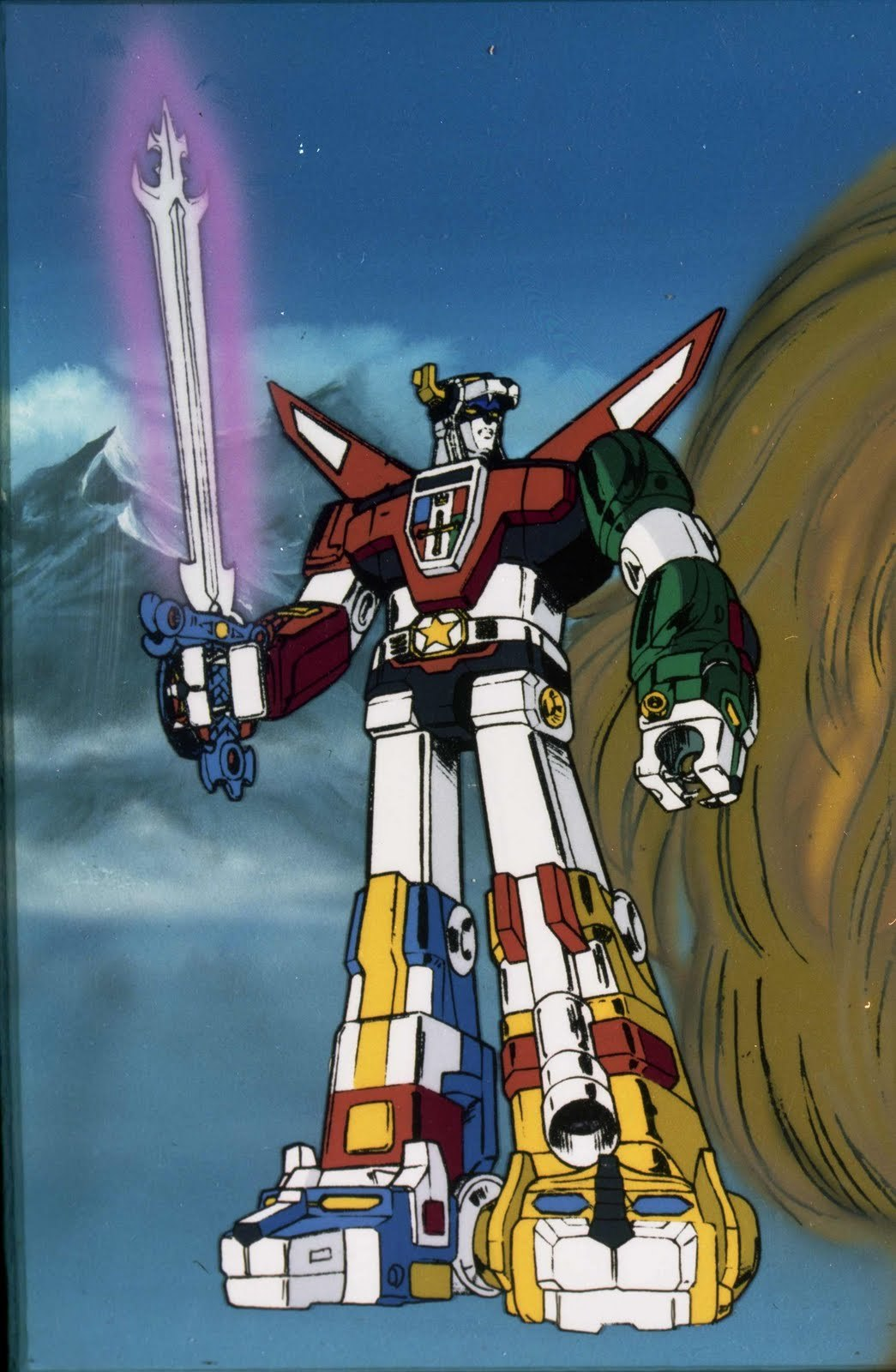 Voltron Force Characters Names Voltron: Defend...