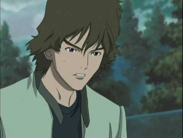 Haruto Sakaki Witch Hunter Robin Absolute Anime