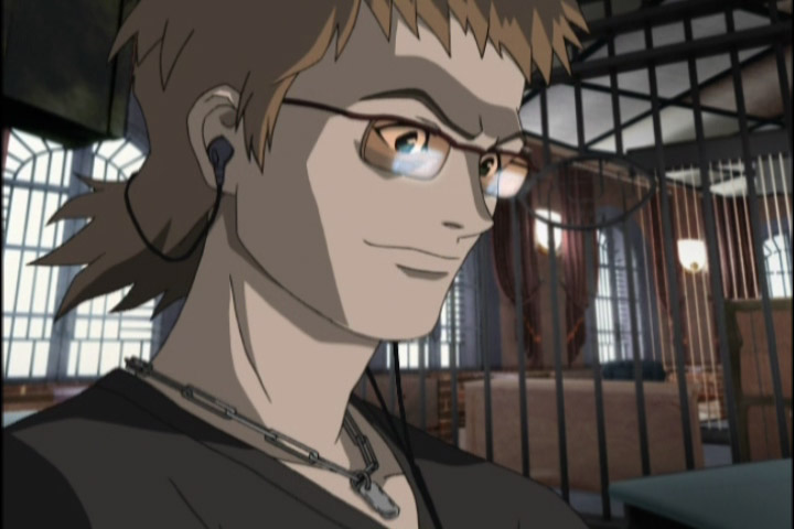 michael lee  u2022 witch hunter robin  u2022 absolute anime