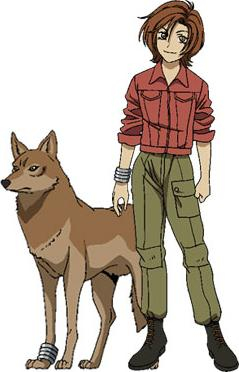 Toboe Wolf S Rain Absolute Anime