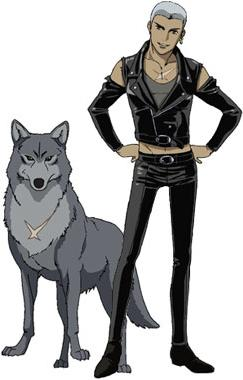 Tsume Wolf S Rain Absolute Anime