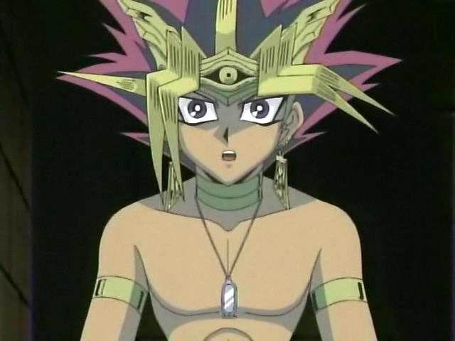 yami yugi yu gi oh absolute anime